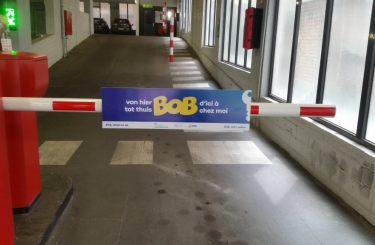 BOB // barriers