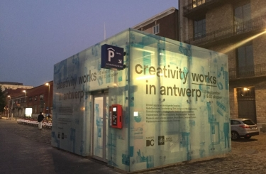 Creativity works in antwerp
