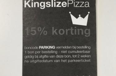 Kingslize Pizza Mechelen