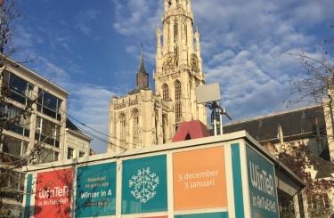 Stad Antwerpen - Winter in A